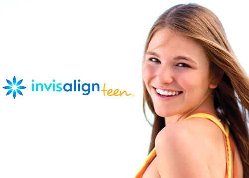 Invisalign<sup>®</sup> Teen